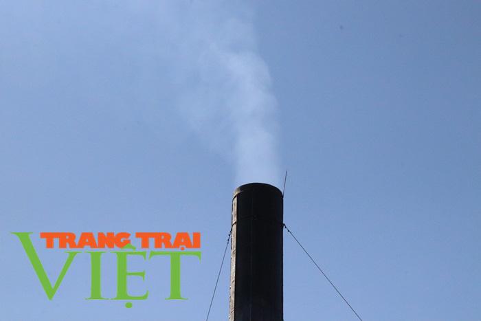 Công ty CP VLXD Sông Mã (Sơn La): Ngang nhiên xây dựng, sản xuất khi chưa đủ điều kiện - Ảnh 3.