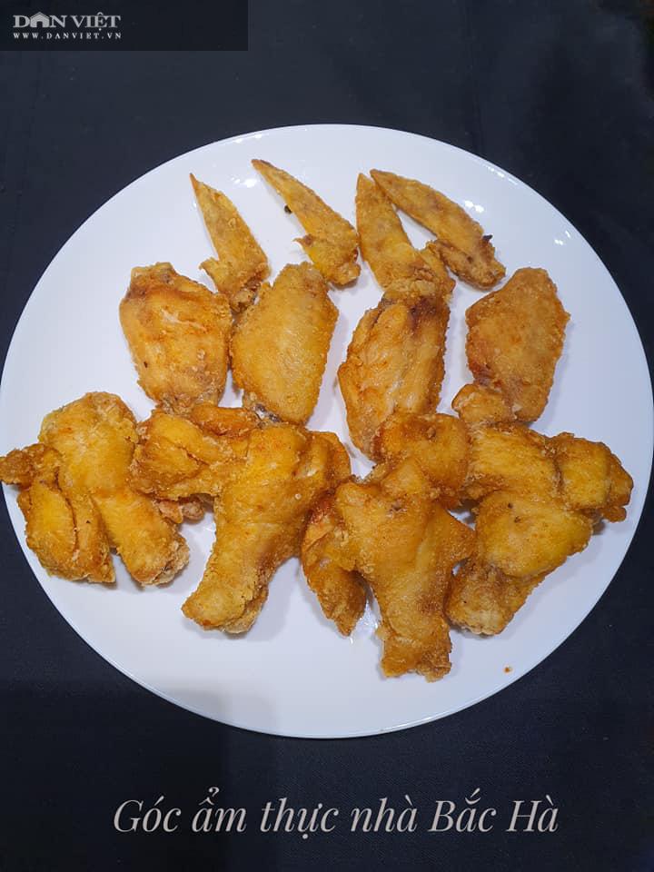 Bí quyết làm món cánh gà chiên nước mắm vàng giòn, thơm ngon đậm đà - Ảnh 3.