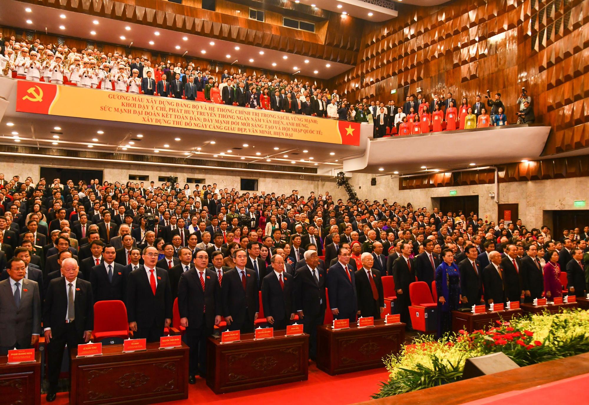 Tổng Bí thư, Chủ tịch nước đề nghị Hà Nội sáng suốt lựa chọn những người thực sự tiêu biểu - Ảnh 3.