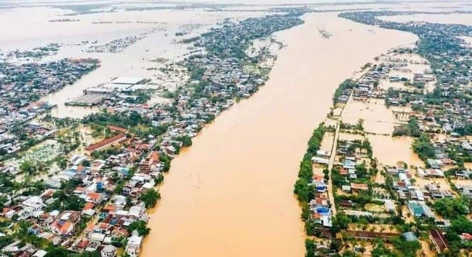 """Bộ trưởng Nguyễn Văn Thể chỉ đạo """"khẩn"""" về bão số 6 - Ảnh 1."""