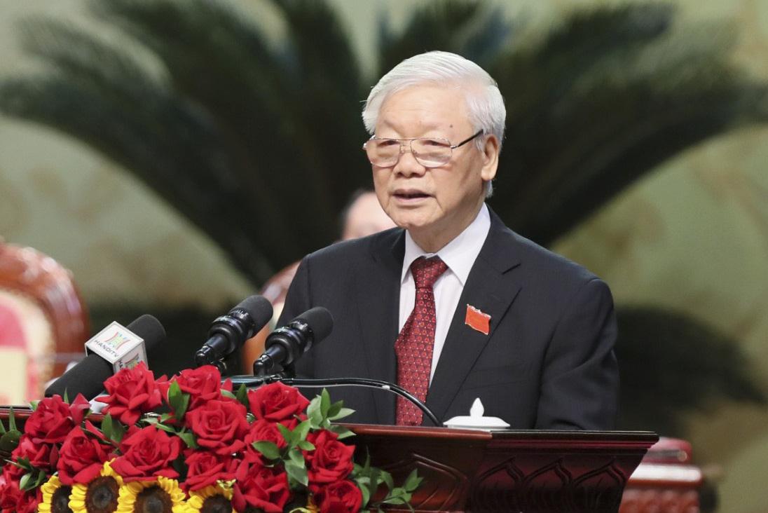 Tổng Bí thư, Chủ tịch nước đề nghị Hà Nội sáng suốt lựa chọn những người thực sự tiêu biểu - Ảnh 1.