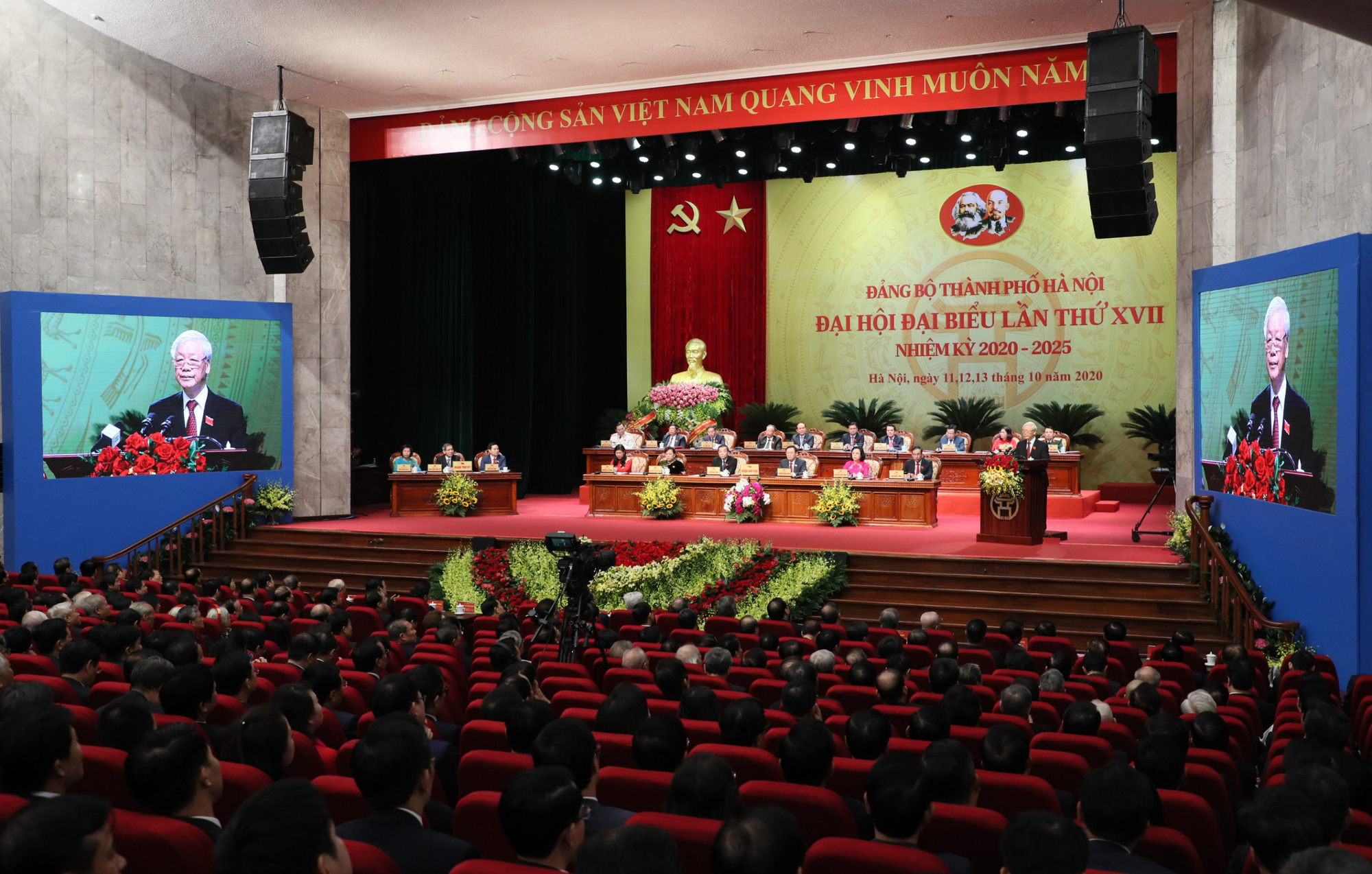 Tổng Bí thư, Chủ tịch nước đề nghị Hà Nội sáng suốt lựa chọn những người thực sự tiêu biểu - Ảnh 2.