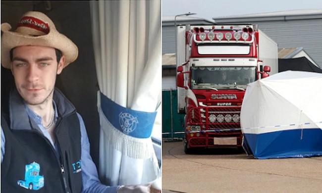 Tiết lộ thông tin sốc về tài xế container chở 39 thi thể ở Anh - Ảnh 1.