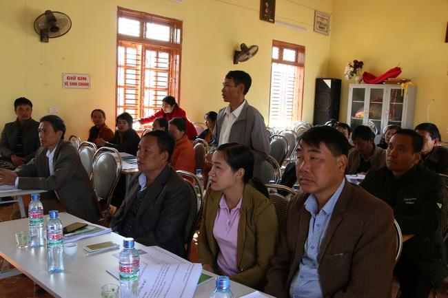 Sơn La: Tập huấn ứng phó biến đổi khí hậu trong sản xuất nông nghiệp - Ảnh 2.