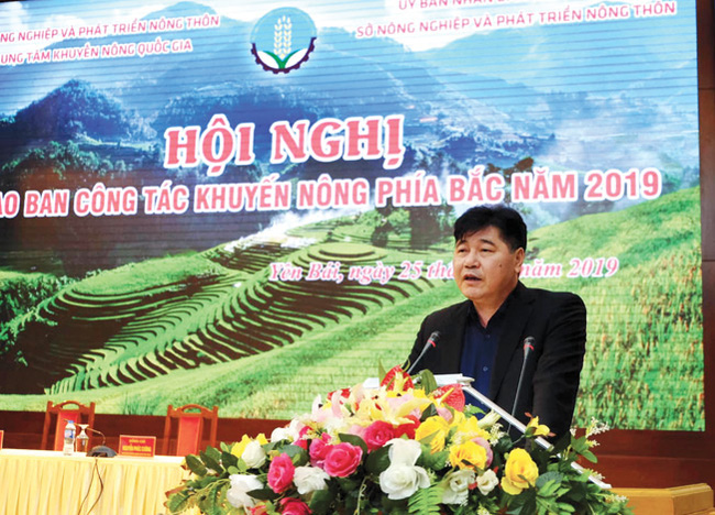 Giao ban khuyến nông các tỉnh phía Bắc: Tháo gỡ vướng mắc, đổi mới hoạt động - Ảnh 2.