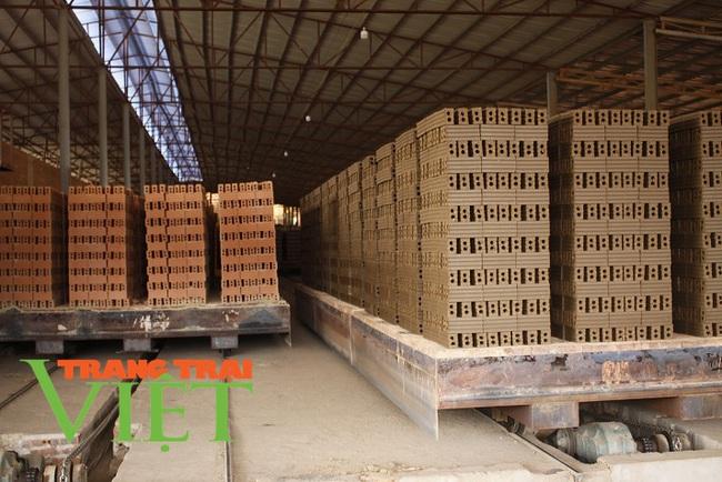 Công ty CP VLXD Sông Mã (Sơn La): Sản xuất không đúng cam kết - Ảnh 2.