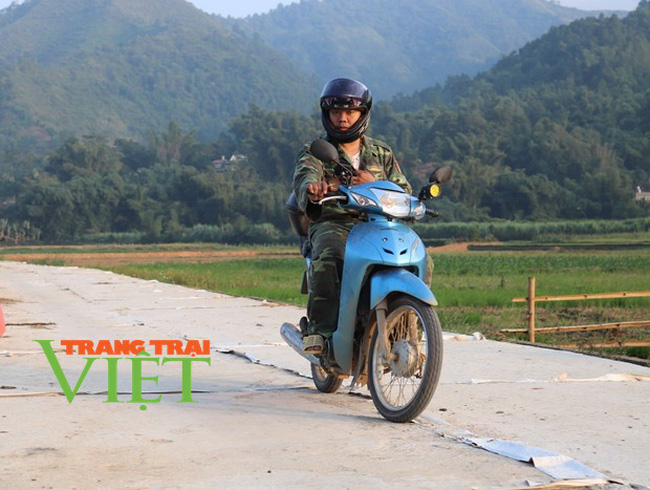Nông thôn mới Dương Quỳ: Đích đến không còn xa - Ảnh 1.
