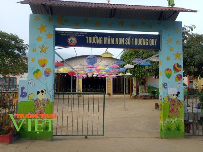 Nông thôn mới Dương Quỳ: Đích đến không còn xa - Ảnh 4.