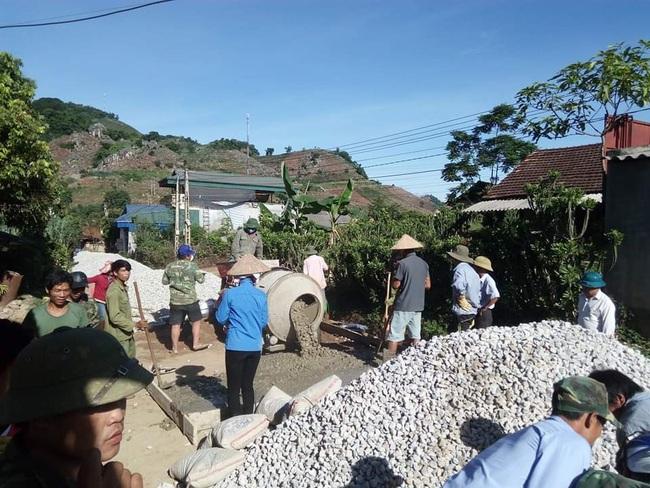 Yên Châu chú trọng phát triển giao thông nông thôn - Ảnh 1.