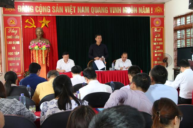 Sơn La: Thẩm định xã đạt chuẩn nông thôn mới Cò Nòi - Ảnh 1.