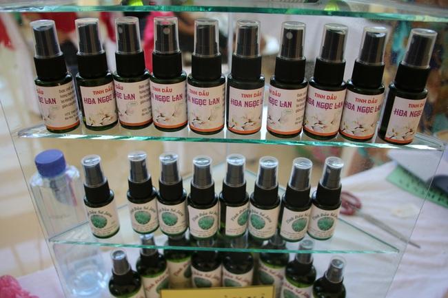 HTX tinh dầu dược liệu Mường La phát triển thương hiệu sản phẩm địa phương - Ảnh 2.