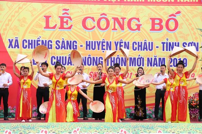 Sơn La: Thêm xã thứ 31 đạt chuẩn nông thôn mới - Ảnh 1.