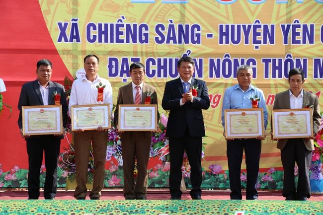 Sơn La: Thêm xã thứ 31 đạt chuẩn nông thôn mới - Ảnh 4.