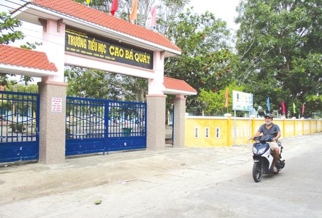 Bình Giang quyết tâm giữ vững danh hiệu nông thôn mới - Ảnh 1.
