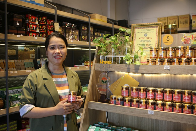 Quảng Nam: Phổ biến kiến thức Chương trình Mỗi xã một sản phẩm - Ảnh 1.