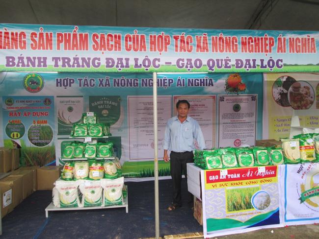 Quảng Nam: Phổ biến kiến thức Chương trình Mỗi xã một sản phẩm - Ảnh 2.