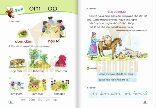 Xin những nhà biên soạn sách giáo khoa đặt mình vào con trẻ - Ảnh 2.