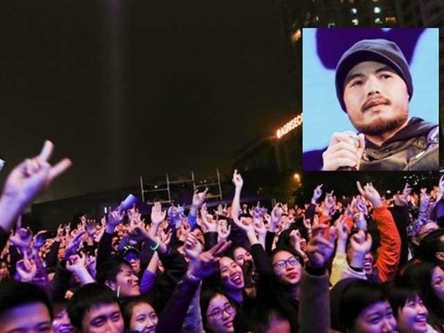 Trần Lập quá mạnh mẽ khiến hơn 10.000 fan vỡ oà