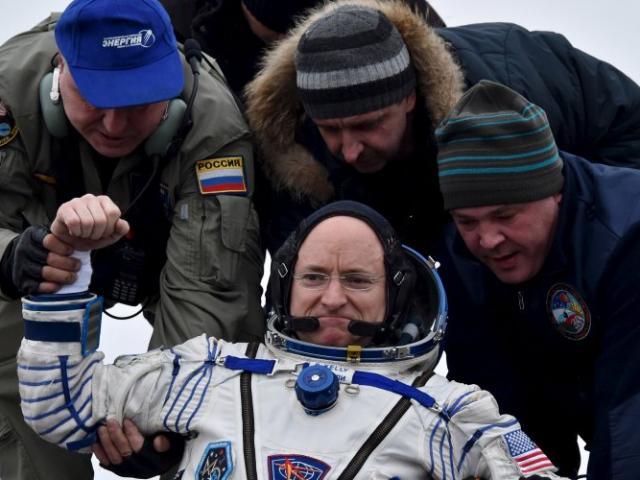 Cơ thể phi hành gia biến đổi sau 1 năm trên vũ trụ