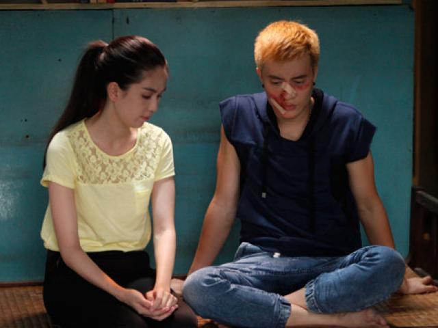 Ngọc Trinh tiết lộ mối quan hệ với Vũ Khắc Tiệp trong phim