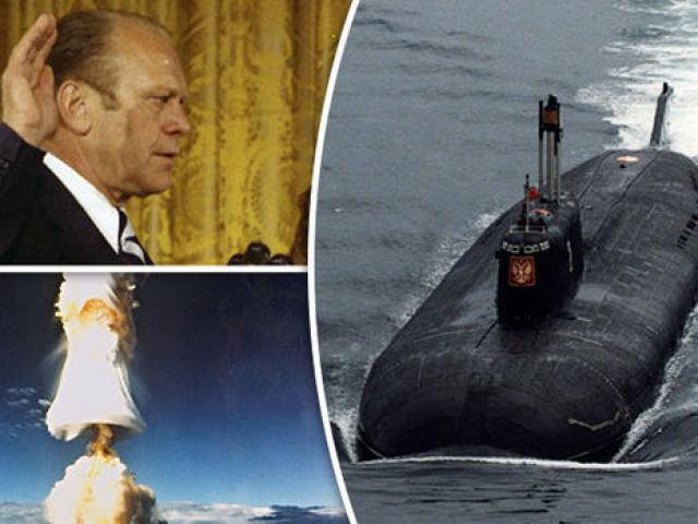 Vụ đâm tàu ngầm hạt nhân suýt kích hoạt Thế chiến 3