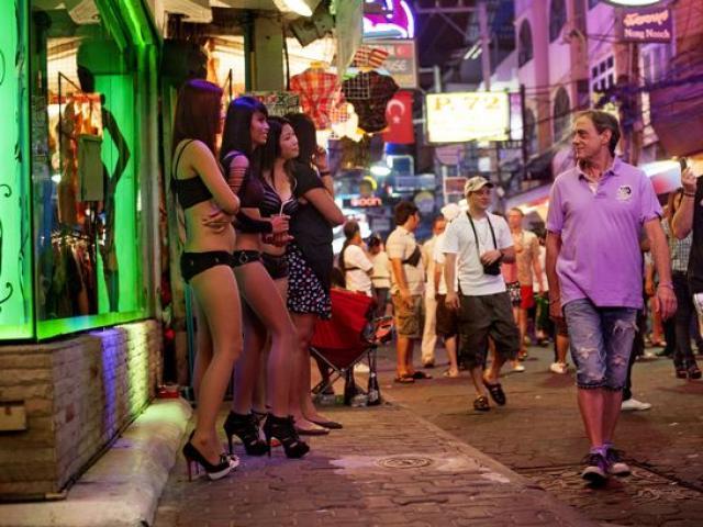 Thành phố có số lượng gái mại dâm lớn nhất thế giới