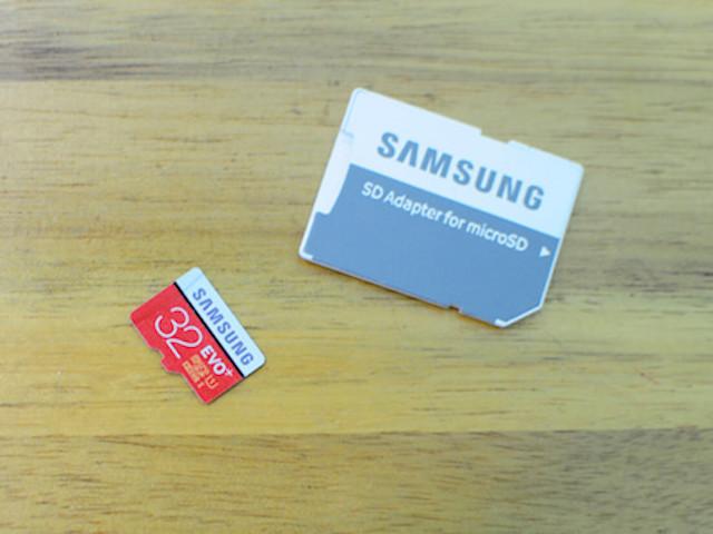 Thẻ nhớ cho điện thoại: Coi chừng mua nhầm 'hàng nhái'