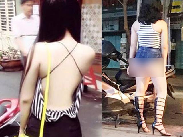 Đỏ mặt với những khoảnh khắc hớ hênh của thiếu nữ trên phố