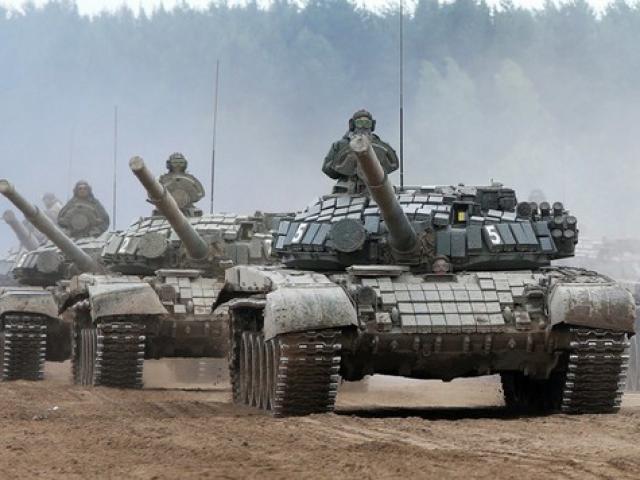 """Siêu tăng Armata của Nga sẽ gắn """"mắt thần"""""""