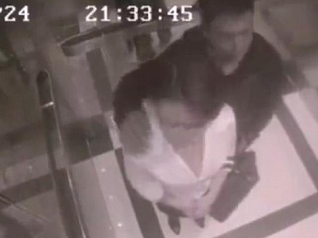 Cô gái tung sêri đòn hạ gục kẻ quấy rối trong thang máy