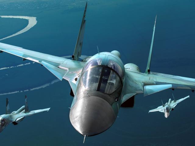 Khám phá cabin cực tiện nghi của chiến đấu cơ Su-34 Nga