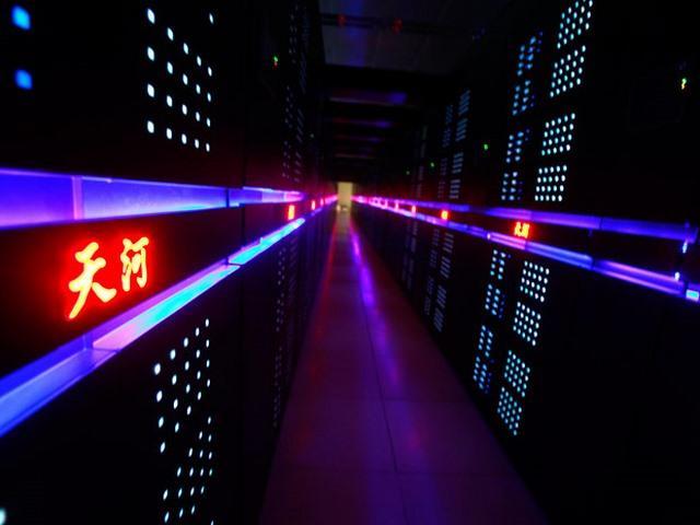 Trung Quốc chế tạo siêu máy tính nhanh nhất hành tinh