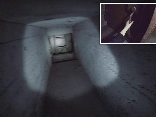 Video: Khám phá nhà máy bỏ hoang, phát hiện bí mật rợn người