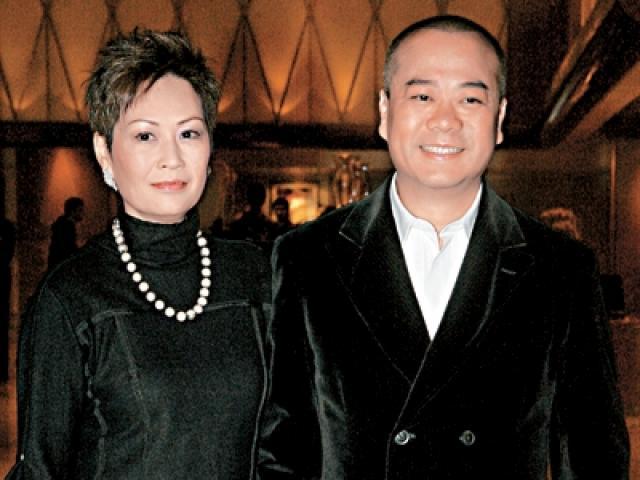Vua hài Hong Kong và chuyện tình với cháu gái ông chủ sòng bạc lớn nhất Macau