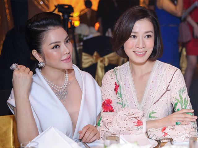 Nếu được Lý Nhã Kỳ mời, Xa Thi Mạn sẵn sàng đóng phim ở Việt Nam?