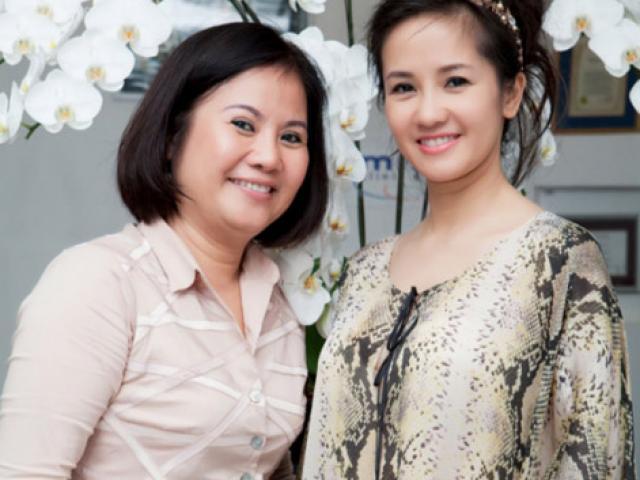 Chân dung người mẹ kế đặc biệt của Diva Hồng Nhung