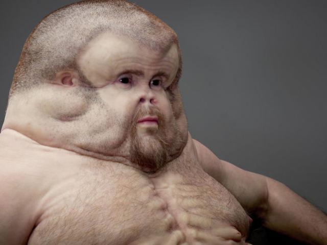 """Con người trông ra sao nếu """"tiến hóa"""" chịu được xe đâm?"""