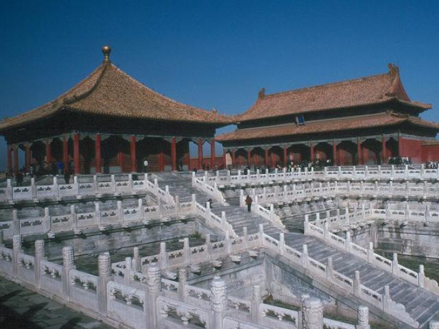 Người Việt tài hoa đứng sau thiết kế Tử Cấm Thành