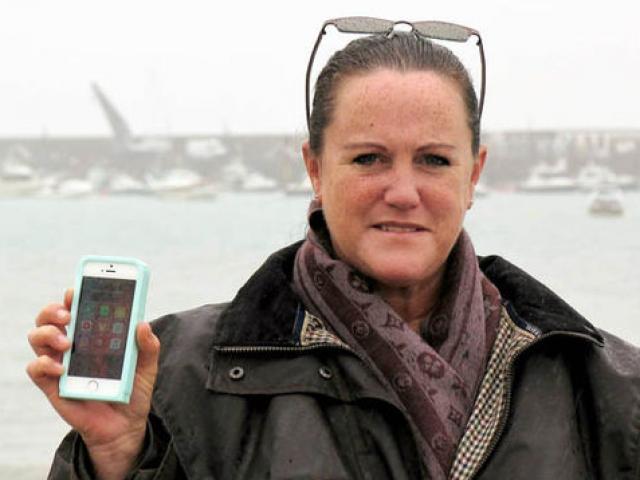 iPhone rơi xuống biển 1 tháng và cái kết bất ngờ