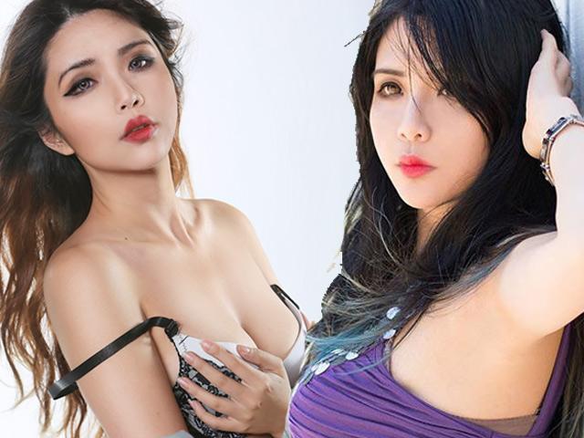 Thân hình bốc lửa của hotgirl gốc Việt đẹp như búp bê