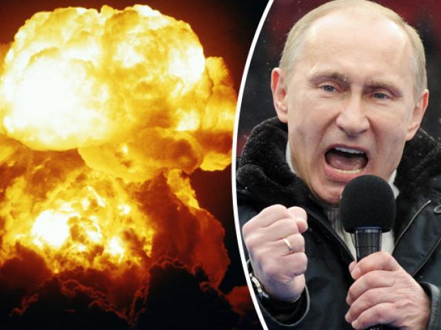 Nếu Nga tấn công hạt nhân, một nửa châu Âu bị san phẳng