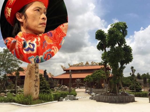 Khó tin khuôn viên nhà thờ Tổ 7.000m2 của Hoài Linh