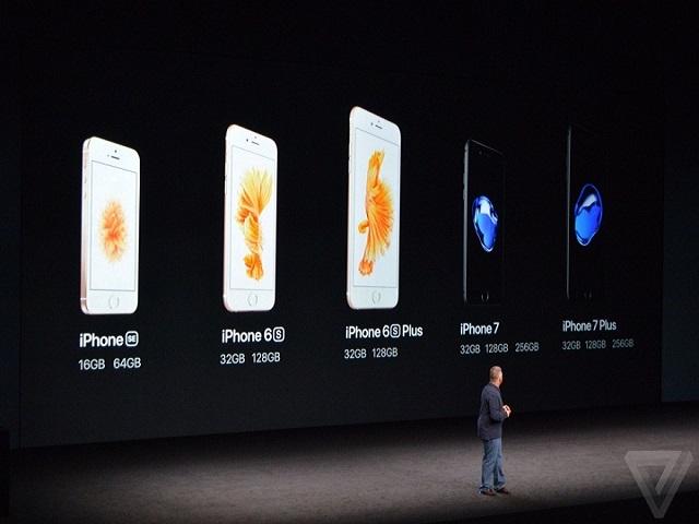 iPhone 7 và 7 Plus dính lỗi không thể kết nối với mạng di động