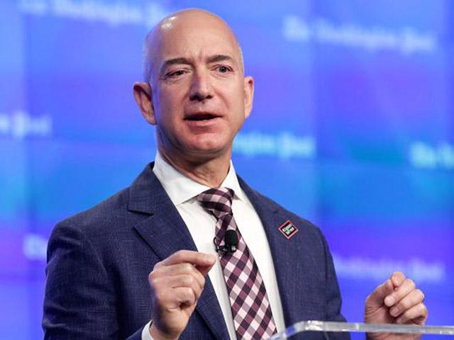 Sốc: Dự đoán của Jeff Bezos từ 18 năm trước đã trở thành hiện thực