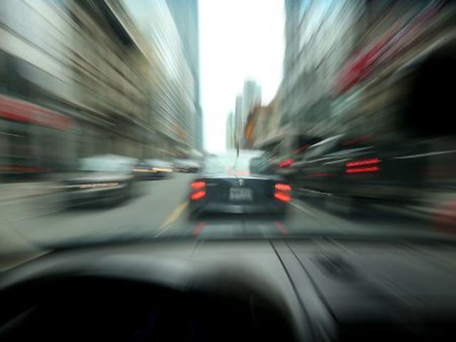Kẹt xe có thể gây bệnh tâm thần