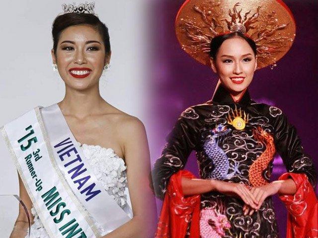 10 mỹ nữ làm rạng danh Việt Nam ở đấu trường quốc tế