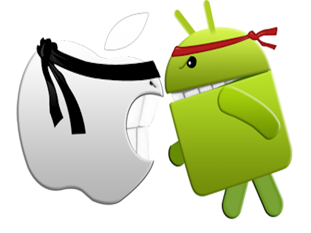 """Microsoft: """"iPhone chẳng bảo mật tốt hơn Android"""""""