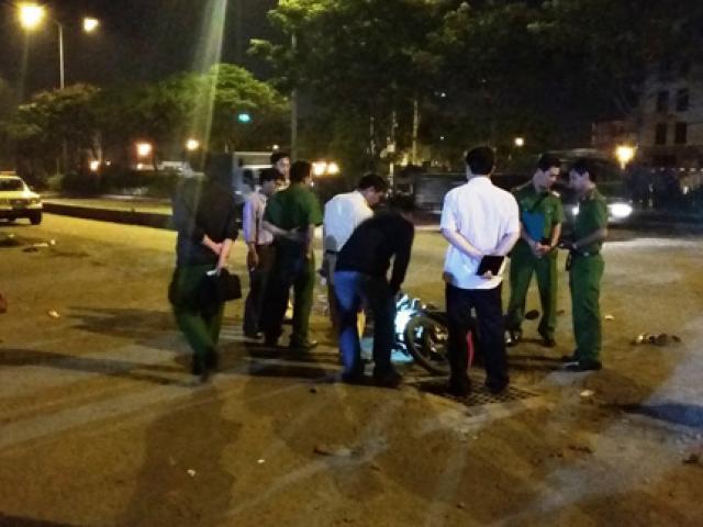 Truy tìm 2 phương tiện bỏ trốn sau tai nạn chết người ở SG