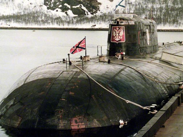 Thảm kịch sát thủ tàu ngầm Nga chuyên diệt tàu sân bay Mỹ