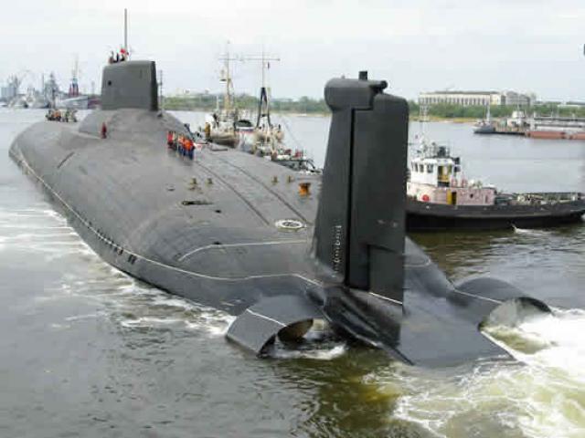 Siêu tàu ngầm hạt nhân Nga đủ sức hủy diệt cả quốc gia